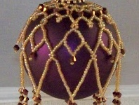 Christmas--Beaded Ornaments
