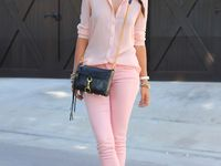 Clothing ideas and dress combinations along with nails and even make up ideas