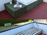 nábytek na terasy, balkony