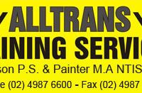 Alltrans TrainingServices / For more information to visit  http://alltranstraining.com.au/