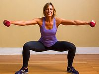 Exercises to help tone the inner thigh area