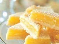 Lemon on Pinterest | Lemon Bars, Lemon Pie Bars and Lemon Cream