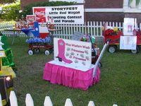 Wagon Parade Floats