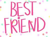 Best Friends!!!