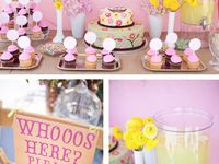 Baby shower themes i love