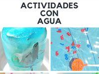 100 Ideas De Activ Agua Experimentos Para Niños Experimentos Con Agua Experimentos Infantiles