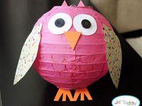 Stephanie's owls