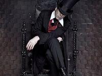 Beautiful gothic mens clothing