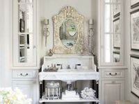 BATHROOMS On Pinterest Cottage Style Bathrooms Window And Toile