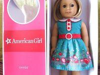 Poupées American girl
