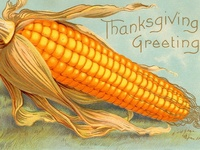 Thanksgiving /Vintage Images