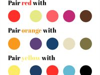 10 Best Color matching chart ideas   color, color matching, color combinations