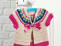 Baby and childrens items Crocheted