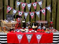 Nicholas' Pirate Party