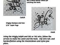 Jewelry - Wig Jig Wire Designs