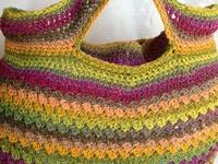 Bolsos de crochet