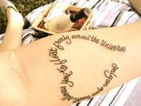 Not sure if I will get another tattoo, but these are some cool ideas.