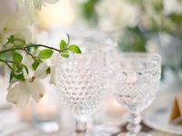 Tableware, Glassware, Place Settings ~