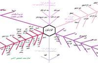 خرائط ذهنية مفاهيم 2 خبرة بين يديك Chart Line Chart Diagram
