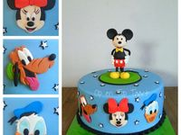 Mickey Mouse Cakes/Party Ideas