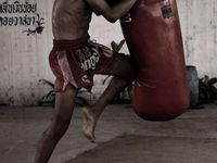 muay thai photo essay