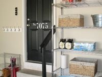 Home-Garage Style and Organization
