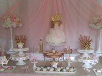 Alessandras baby shower