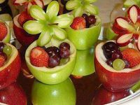 fruit, veggies