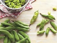 Fava Bean Recipes on Pinterest | Beans, Goat Cheese Dips and Galleries