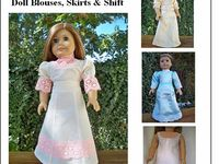 18 inch doll Historical