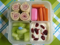 Bento lunch posts from various blogs