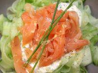 salade/douceur fraîcheur