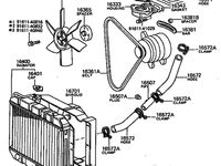 9 FJ 40 Vehicle Diagrams and Parts Specifications ideas