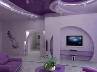 Or purple in home?