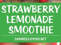 A collection of the best smoothie recipes. SMOOTHIES  Board