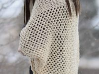 Crochet and knitting pattern ideas.