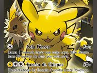 Pokémon pikatchu sustancia Sweat