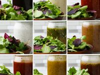 Aderezos para ensaladas