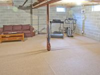 Unfinished Basement Ideas / Everything about unfinished basement ideas, walls, makeover, hacks, diy, laundry room, ceiling, playroom, floor, storage, bedroom, decorating, on a budget, lighting & gym
