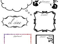 70+ Best Graphic organizers and caption activities to use
