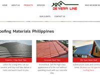 Roofing Materials Philippines Clay Roof Rib Type Tile Span And More Searching For Quality And Af Concrete Roof Tiles Types Of Roofing Materials Metal Roof