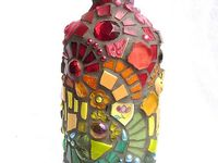 Glass, mosaics, stained glass