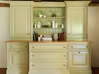 Kitchen cabinetry on pinterest ikea billy cabinets and side panels