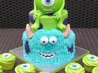 Monster's cakes