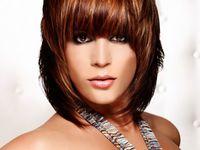 Hairstyle ideas for neck length hair