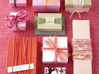 Creative | Gift Wrapping | Papeterie