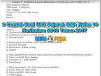 Kunci Jawaban Bahasa Indonesia Pr Kelas X Semester 2