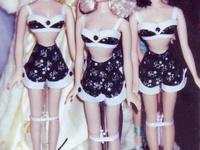 Ruby's Fashion Doll World Gene