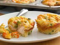 chicken recipes on Pinterest | Chicken Pot Pies, Bisquick and Minis
