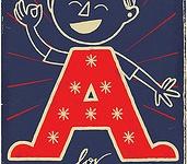 I love alphabets!